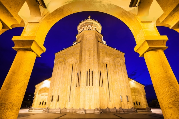 Kathedrale der heiligen dreifaltigkeit