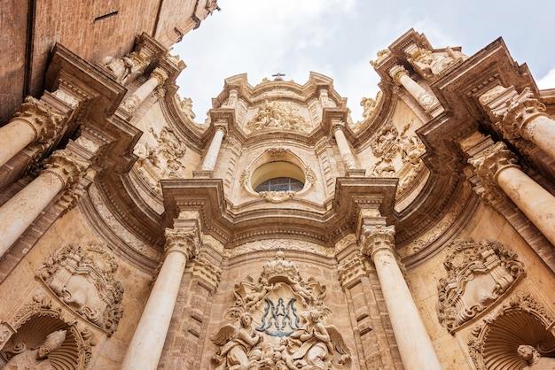 Kathedrale der heiligen maria in valencia