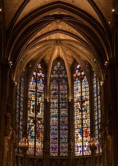 Kathedrale saint-michel in carcassonne