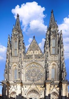 Kathedrale st. vitta vaclav und voiteha pragtschechische republik