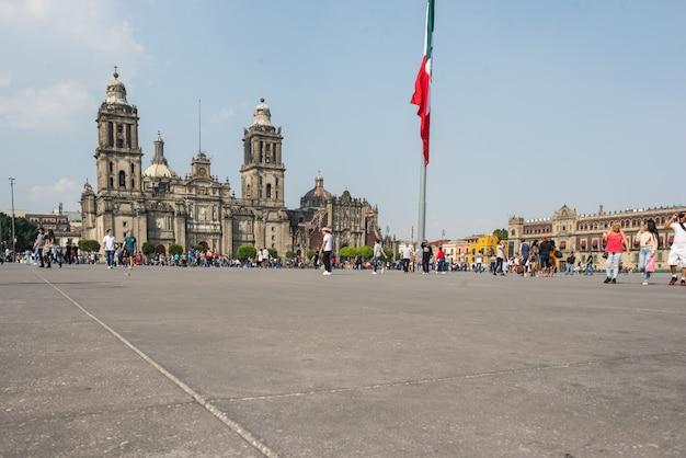 Kathedrale von mexiko