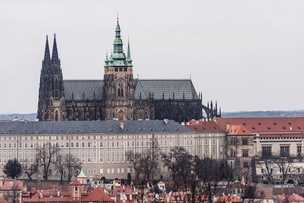 Kathedrale von st. vitus in prag