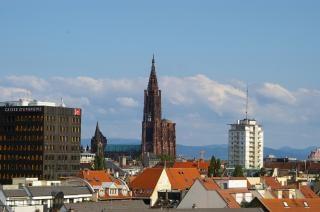 Kathedrale von strassburg, frankreich, frankreich