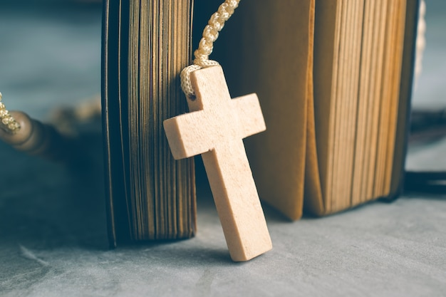 Katholische rosenkranzperlen