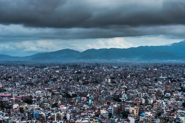 Katmandu stadt