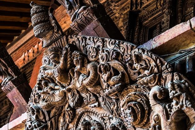 Katmandu-tempel