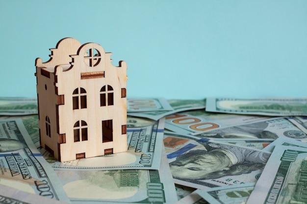 Kauf eines wohnkonzepts hypothek oder bankdarlehen für immobilien hausmiete