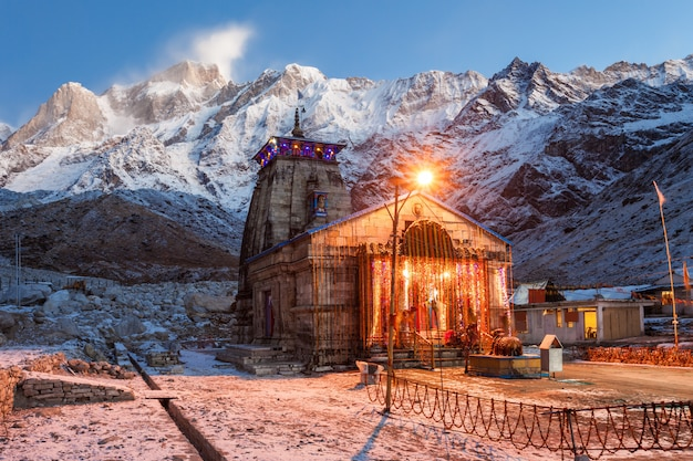 Kedarnath in indien