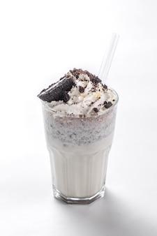Kekse und sahne milch shake frappe iced blend