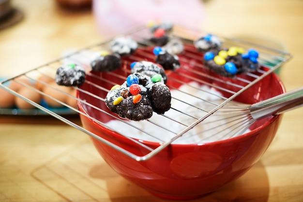 Kekse von kindern gemacht