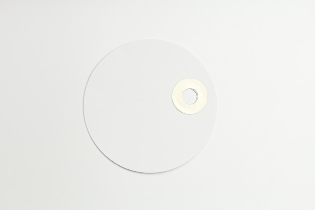Kennsatz getrennt auf weiß
