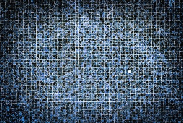 Keramische fliesenwand zerkratzt hintergrund texture concept