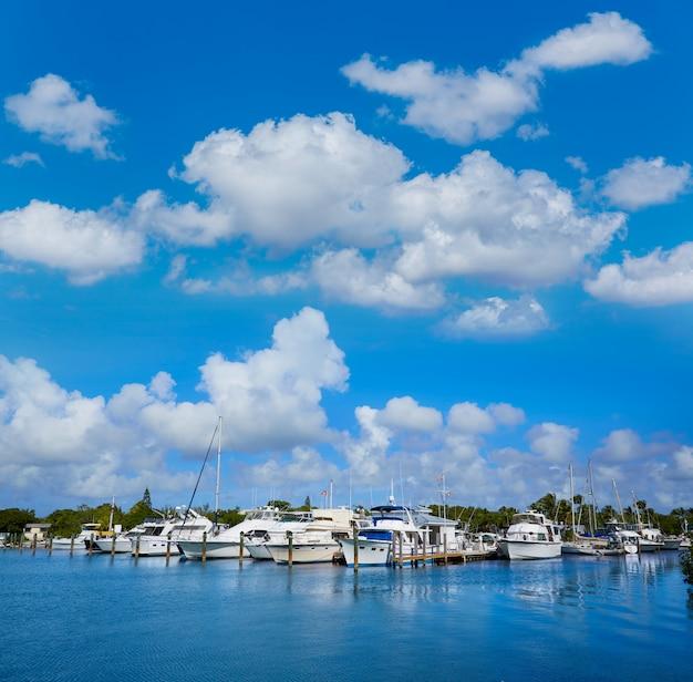 Key west florida jachthafen garrison bight florida