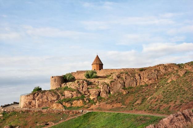 Khor virap kloster in armenien