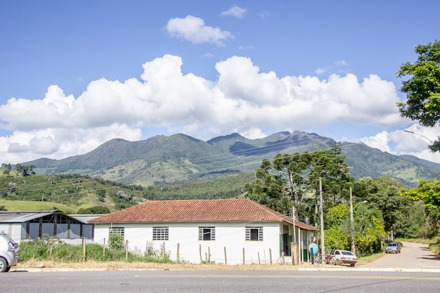 Kiefernminen allgemeines brasilien