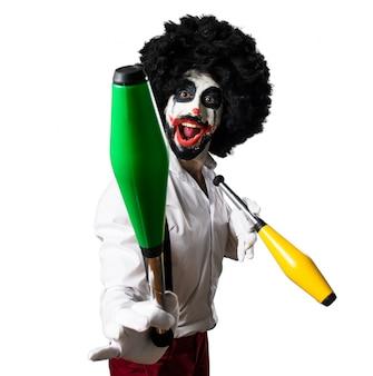 Killer-clown spielen