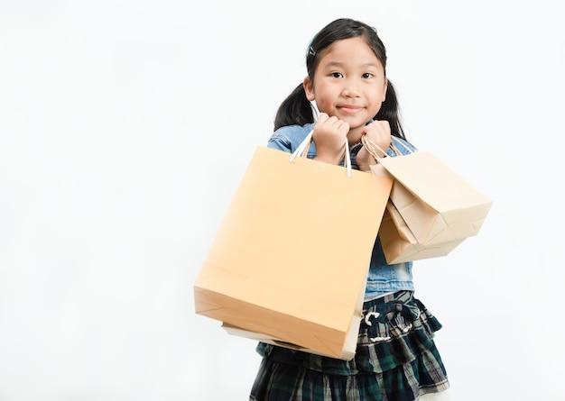 Kindereinkauf.