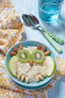 Kinderfrühstücksbrei