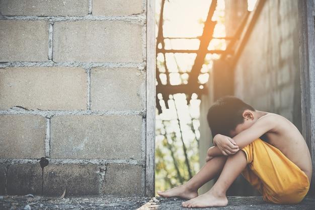 Kinderprostitution, gewalt gegen kinder