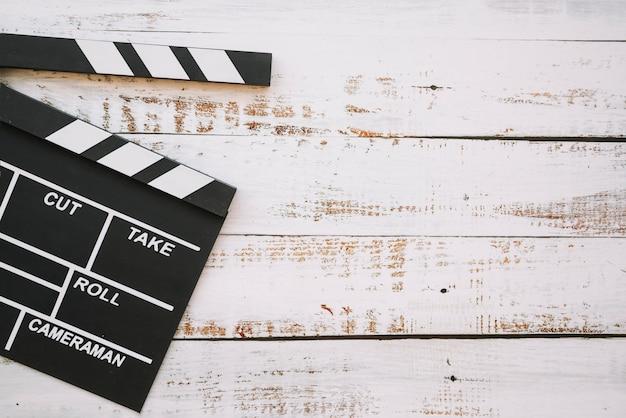 Kino-klappe