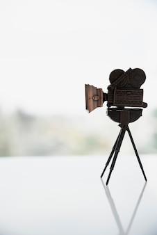 Kinokonzept mit kamera