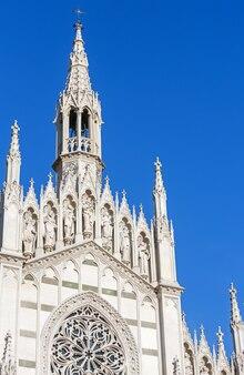 Kirche des heiligen herzens jesu in prati, auch bekannt als chiesa del sacro cuore del suffragio