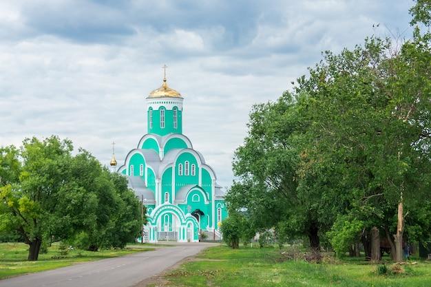 Kirche im tambow