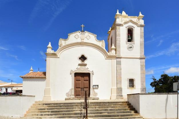 Kirche nossa senhora da conceição, vila do bispo, algarve, portugal