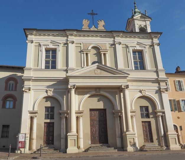 Kirche san guglielmo in chieri