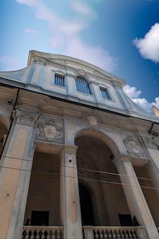 Kirche santi vittore und carlo in genua