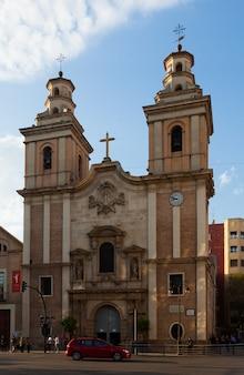 Kirche unsere seniora del carmen in murcia