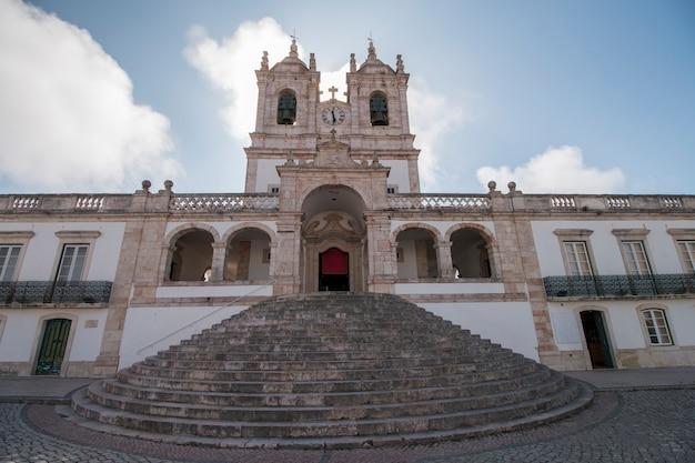 Kirche von nossa senhora da nazare