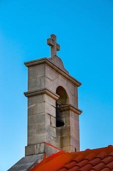Kirche von panagia in neapoli, kreta, griechenland