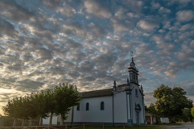 Kirche von saavedra