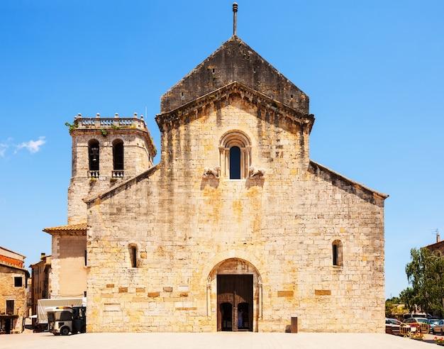 Kirche von sant pere in besalu