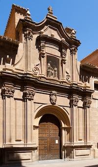 Kirche von santa anna. murcia