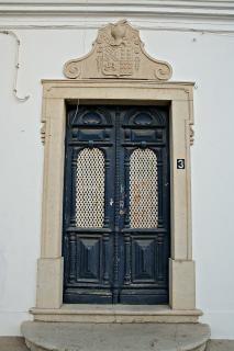 Kirchentür, holz