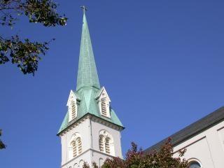 Kirchturm, der religion