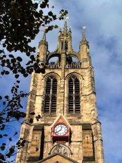 Kirchturm in england