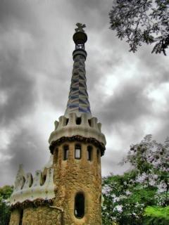 Kirchturm, struktur