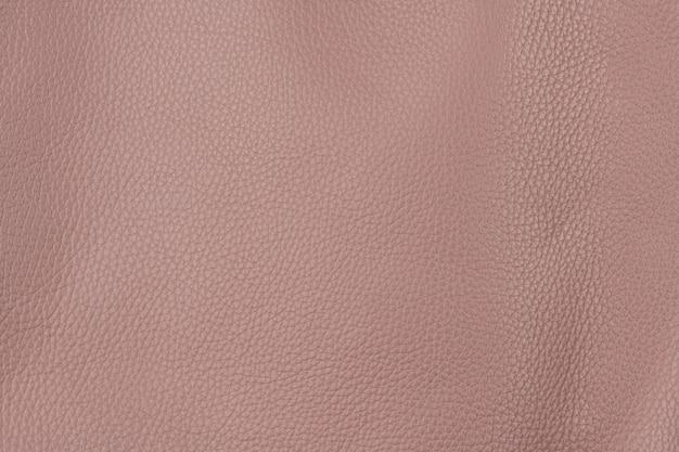 Kirschblütenrosa strukturierter glatter lederoberflächenhintergrund, große körnung