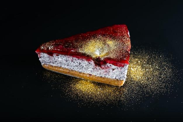 Kirschmohn-torte