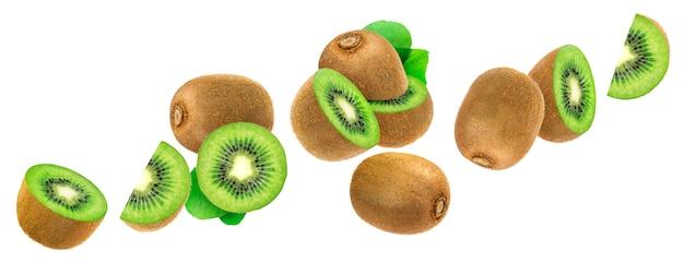 Kiwi isoliert