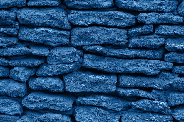 Klassische blaue farbe des jahres 2020. naturhintergrund