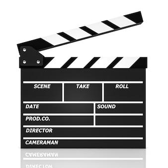 Klassische filmklappe