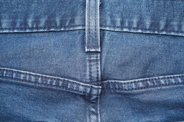 Klassische jeans textur. denim-muster, blue jeans hintergrund.