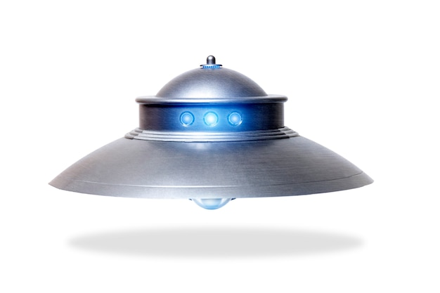 Klassische ufo-untertasse