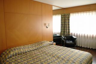 Klassischen hotelzimmer, lumineux