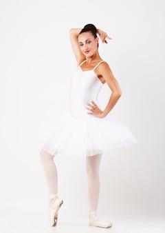 Klassischer tänzer