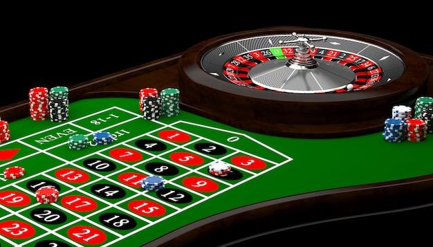 Klassisches casino roulette